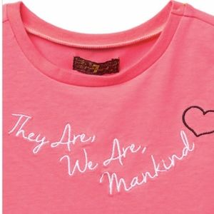 7 For All Mankind Girl's T-Shirt